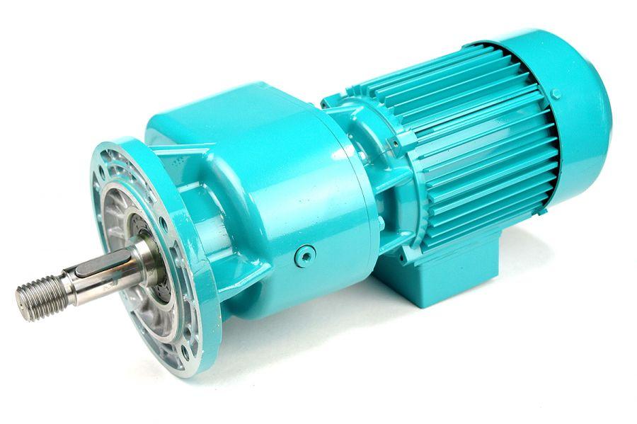>stockbig® Zellenradmotor 0,55 kW 28 U/min