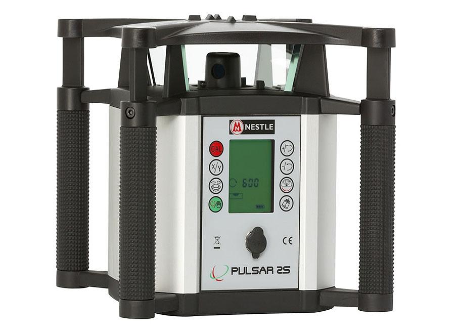 PULSAR 2 S Digitaler 2-Neigungslaser