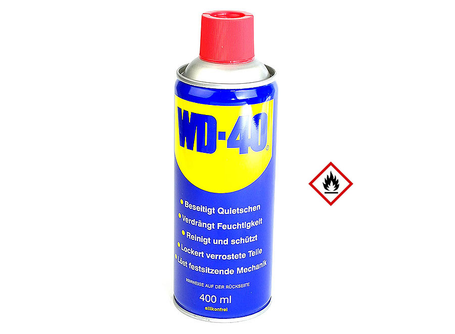 WD-40 SMART STRAW™, Multifunktionsspray 400 ml