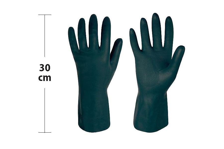 Neopren-Handschuh Freeman schwarz