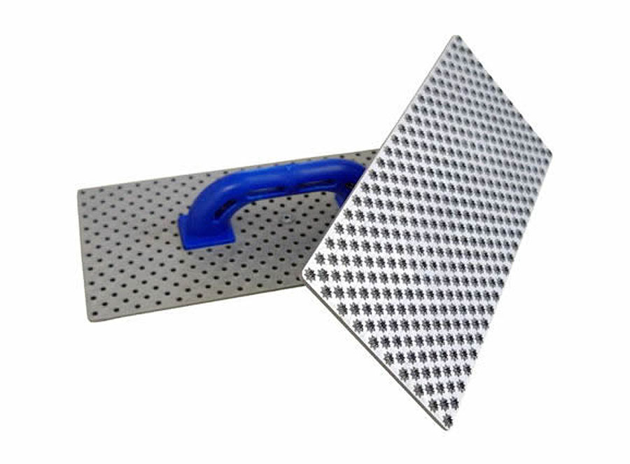 Schleifbrett für Styropor aus PVC 365 x 165 mm