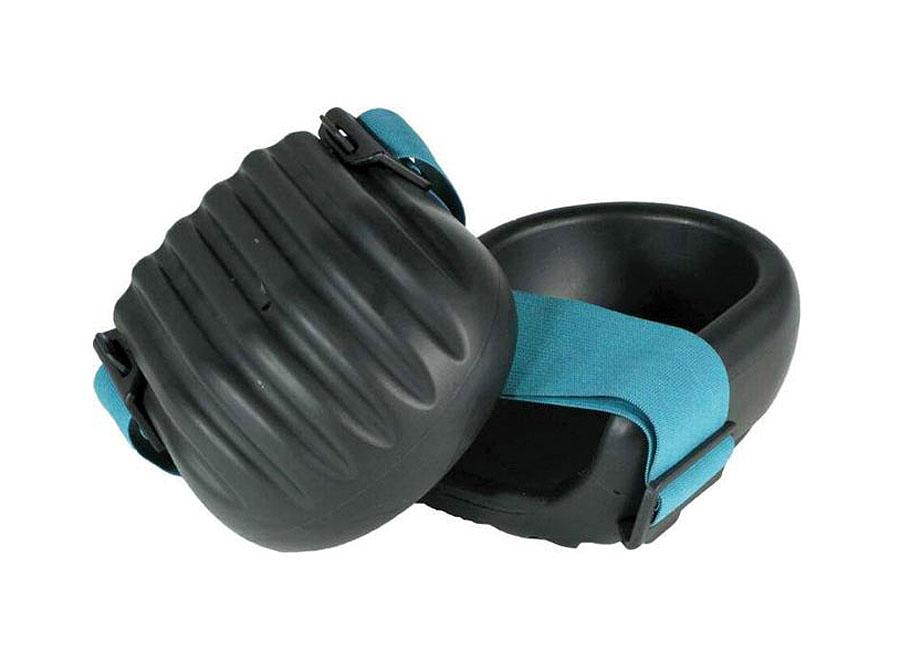 Knieschoner Standard, Schalenform aus Kunststoff