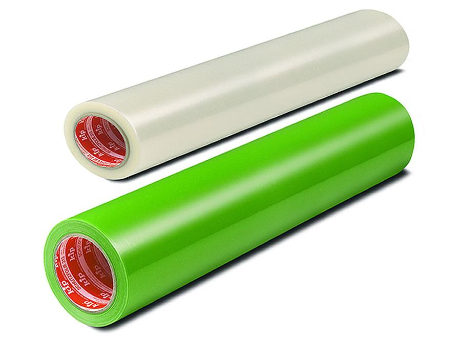 KIP 313 Premium Schutzfolie, selbstklebend, 100 m lang