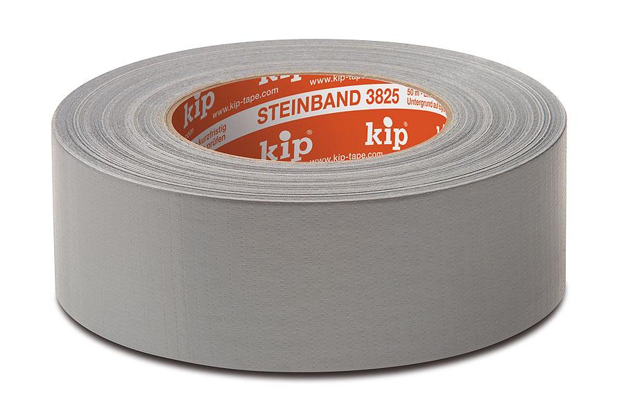 KIP 3825-48 Gewebe-Steinband, 48 mm, 50 m