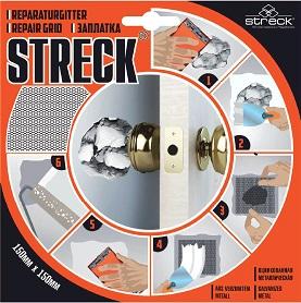 Reparaturgitter Streckmetall