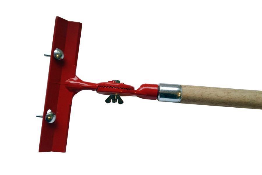 Set-Werkzeughalter Alu + Stiel (Holz oder Aluminium M18)