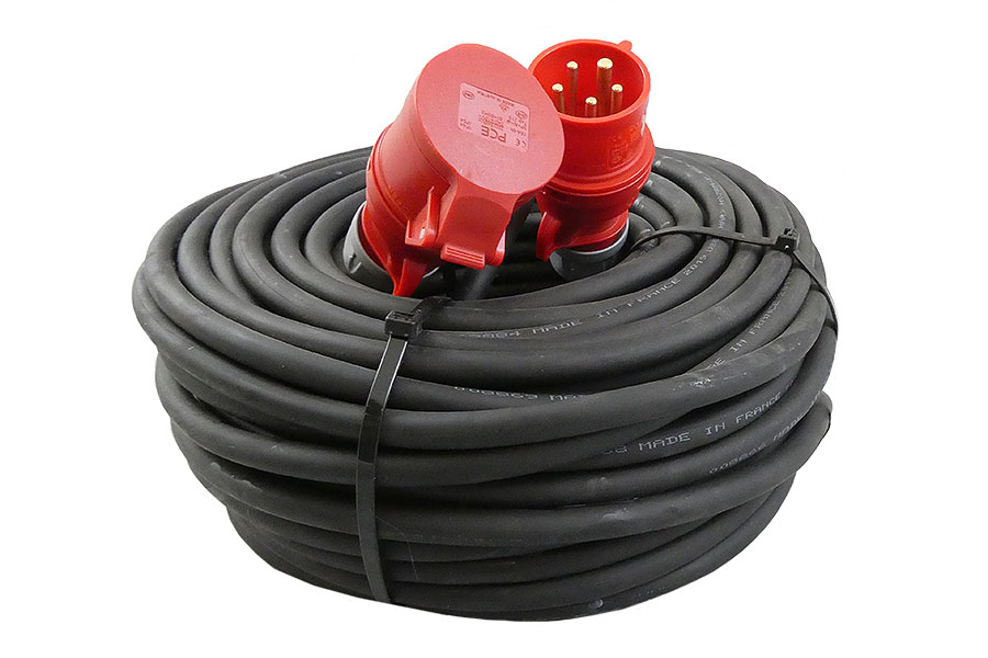 Gummikabel 5 x 2,5 mm² HO7RN-F