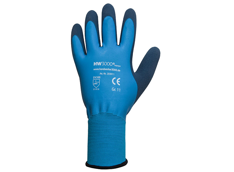 Latex Handschuh Handwerker3000®