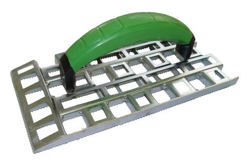 CrocoMax Plus Profi-Schleifraspel, gezahnt