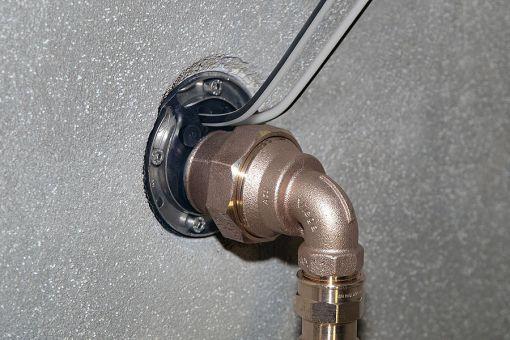 HAUFF Uni-Ringraumdichtung HSD 100-RWD f. Kabel D= 3x6-18mm + 1 Rohr 25,32, 40 mm für Regenwassernutzanlagen