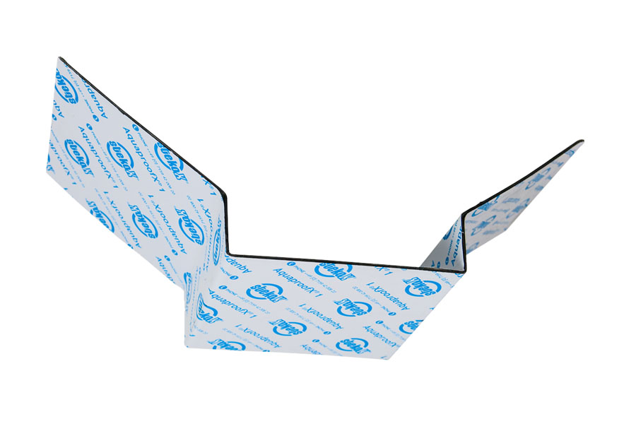 AquaproofX 90° Ecke Universal Fugenblech
