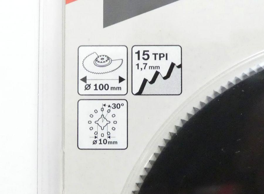 Makita Segmentsägeblatt 100mm