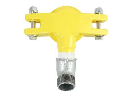 Druckflansch D-Pumpe für Nr. 2/GeoPump, M1, S48 (