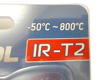 CONDTROL Pyrometer Hygrometer IR T2 Feuchtigkeitsmesser