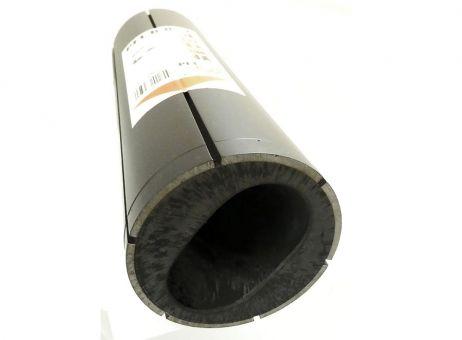 Mantel/Stator R8-2, spannbar, geschlitzt, schwarz