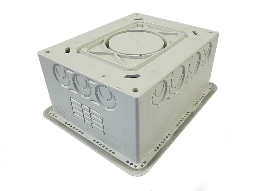 Elektroinstallationsdose KUZ-VO Klappdeckel