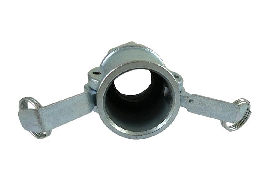 Kupplung 35 M-Teil 1,5 Zoll mit Innengewinde
