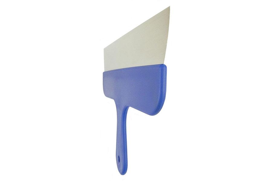 Flächenspachtel Dekorspachtel blau