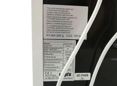 Drytech Raumentfeuchter / Luftentfeuchter