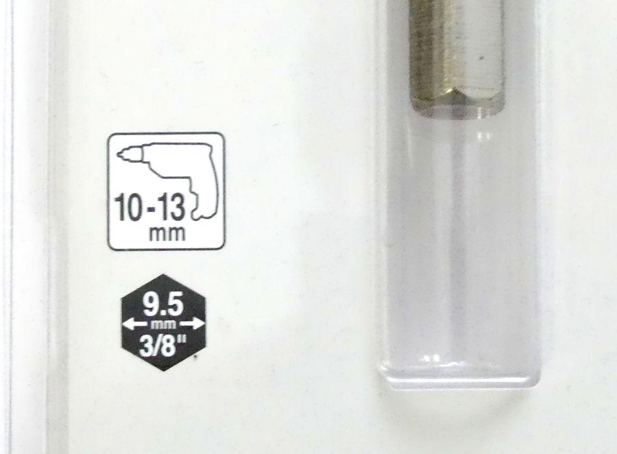 Makita EZYCHANGE Adapter inkl. Zentrierbohrer