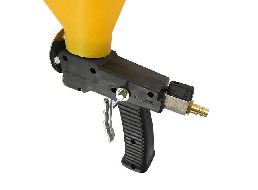 Trichterspritzpistole