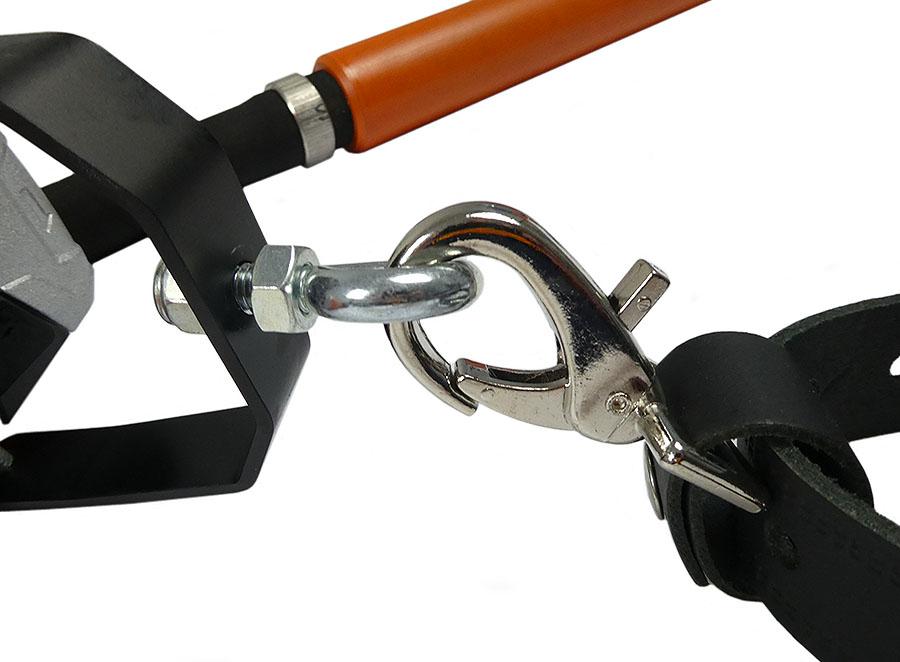 ROKAMAT Betonrüttler 91100, 43 mm, 130 cm, im Koffer