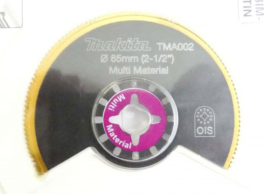 Makita Segmentsägeblatt 65mm, B-21288