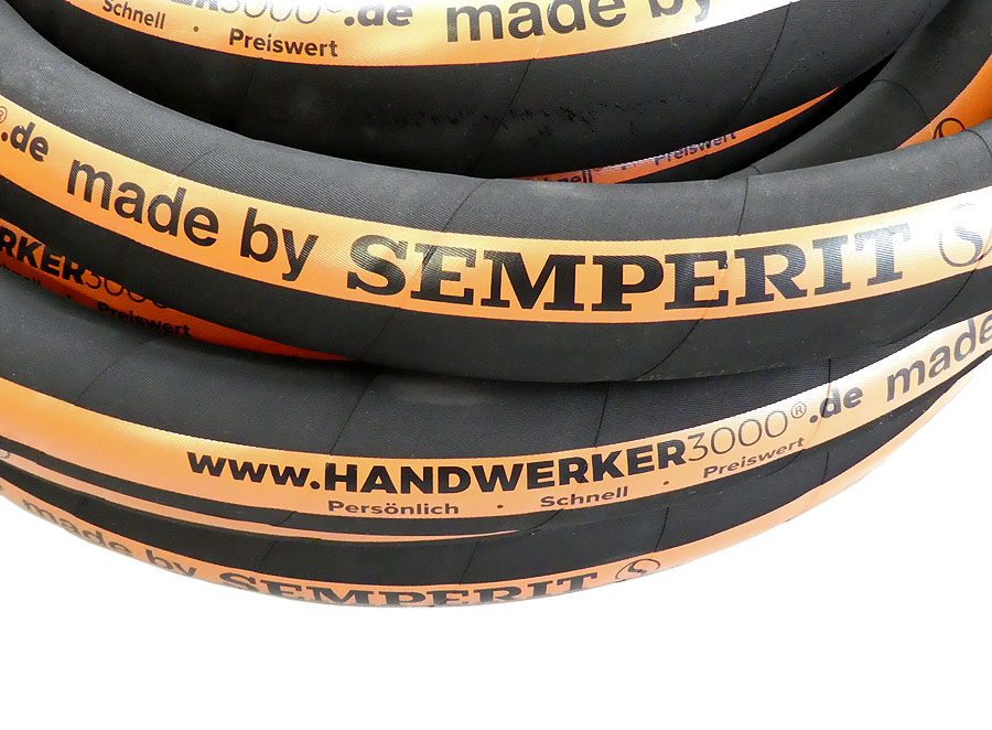 SEMPERIT Förderschlauch Handwerker 3000 NW 45/7 Gummi