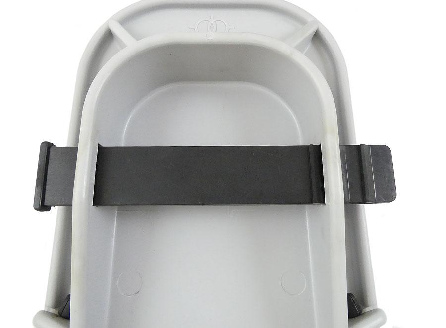 Glättschuhe/Estrichschuh grau, schwere Ausführung