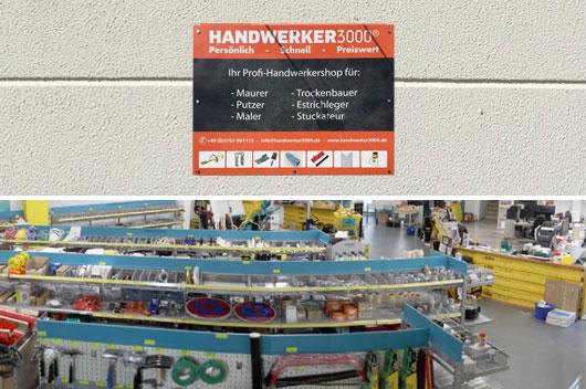 Höchste Qualität aus bester Hand. Handwerker3000